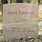Leslie Lackman - 800