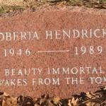 Roberta Hendricks - 800