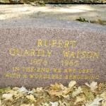 Rupert Quartly Watson - 800