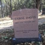 Carol Davis o- 800